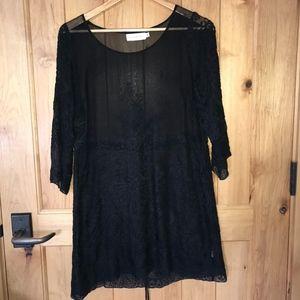 Love and Liberty Little Black Dress